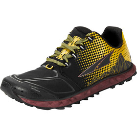 Altra Superior 4.5 Zapatillas Running Hombre, yellow/port